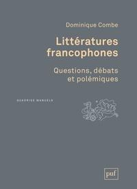 Rhonealpesinfo.fr Littératures francophones - Questions, débats et polémiques Image