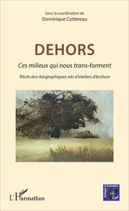 Dominique Cottereau - Dehors - Ces milieux qui nous trans-forment.