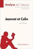 Dominique Coutant-Defer et Margot Pépin - Jeannot et Colin de Voltaire (Analyse de l'oeuvre) - Comprendre la littérature avec lePetitLittéraire.fr.