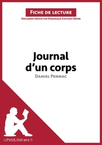 Dominique Coutant-Defer - Journal d'un corps de Daniel Pennac - Fiche de lecture.