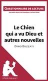 Dominique Coutant-Defer et  lePetitLittéraire.fr - Le Chien qui a vu Dieu et autres nouvelles de Dino Buzzati - Questionnaire de lecture.