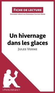Dominique Coutant-Defer - Un hivernage dans les glaces de Jules Verne - Fiche de lecture.