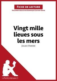Dominique Coutant-Defer - Vingt-mille lieues sous les mers de Jules Verne - Fiche de lecture.