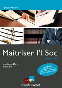 Maîtriser l'I.Soc - Dominique Darte |