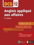 Dominique Daugeras - Anglais appliqué aux affaires DCG 12 - Manuel & Applications.