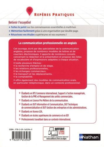 La communication professionnelle en anglais