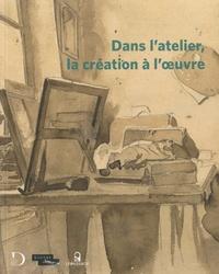 Dominique de Font-Réaulx et Léa Bismuth - Dans l'atelier, la création à l'oeuvre.