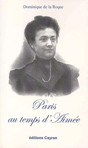 Dominique de La Roque - .