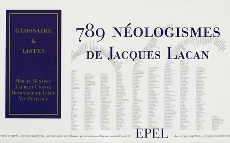789 néologismes de Jacques Lacan