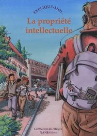 Dominique de Margerie - Explique-moi la propriété intellectuelle.