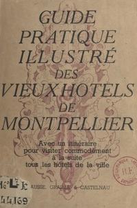 Dominique de Rocheline - Guide pratique des anciens hôtels de Montpellier.