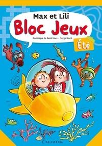Accentsonline.fr Bloc Jeux Max et Lili été Image