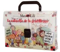 Dominique de Saint Mars - La valisette de la gentillesse, Max et Lili - Coffret en 3 volumes : Max et Lili veulent être gentils ; Lili est malpolie ; Max ne respecte rien.