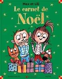 Histoiresdenlire.be Le carnet de Noël de Max et Lili Image