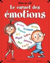 Corridashivernales.be Le carnet des émotions Max et Lili Image