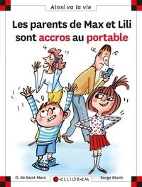 Dominique de Saint Mars et Serge Bloch - Les parents de Max et Lili sont accros au portable.