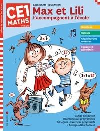 Dominique de Saint Mars et Serge Bloch - Maths CE1.