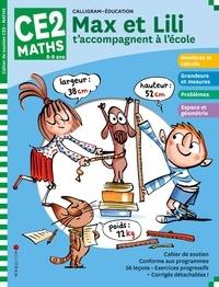 Dominique de Saint Mars et Serge Bloch - Maths CE2.