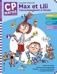 Dominique de Saint Mars et Serge Bloch - Maths CP.