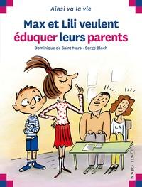 Histoiresdenlire.be Max et Lili veulent éduquer leurs parents Image