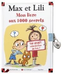 Deedr.fr Max et Lili - Mon livre aux 1000 secrets Image