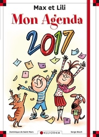Accentsonline.fr Mon agenda Max et Lili Image