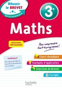 Dominique Dejean et Michèle Blanc - Maths 3e.