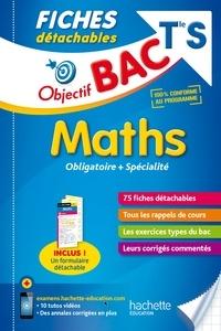 Dominique Dejean - Maths, enseignements obligatoire et de spécialité Tle S.