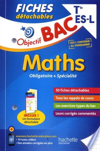Maths Tle ES-L  Edition 2018