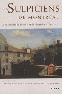 Accentsonline.fr Les Sulpiciens de Montréal - Une histoire de pouvoir et de discrétion (1657-2007) Image