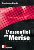 Dominique Dionisi - L'essentiel sur Merise.