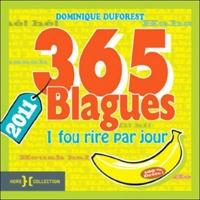 Galabria.be 365 blagues 2011 - 1 fou rire par jour Image