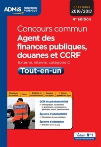 Dominique Dumas et Dominique Herbaut - Concours commun Agent des finances publiques, douanes et CCRF - Tout-en-un.