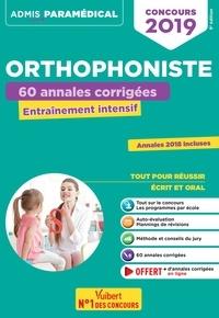 Dominique Dumas - Concours orthophoniste - Annales corrigées.