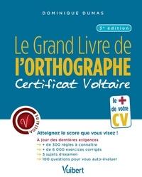 Pdf Francais Le Grand Livre De L Orthographe Certificat
