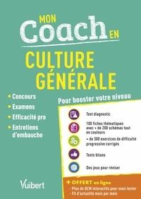 Dominique Dumas et René Guimet - Mon coach en culture générale.