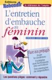 Dominique Dupont-Viau - L'entretien d'embauche au féminin.
