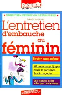 Rhonealpesinfo.fr L'entretien d'embauche au féminin Image