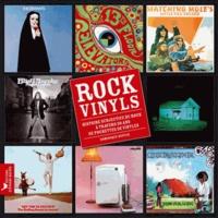 Dominique Dupuis - Rock Vinyls - Histoire subjective du rock à travers 50 ans de pochettes de vinyles.