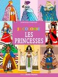 Dominique Ehrhard - Je colorie les princesses.