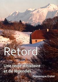 Livres audio gratuits en ligne à télécharger Retord, une terre d'histoire et de légendes RTF MOBI par Dominique Erster