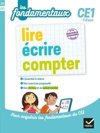 Dominique Estève et Marie-Christine Olivier - Lire, écrire, compter CE1.