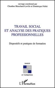 Ucareoutplacement.be Travail social et analyse des pratiques professionnelles. Dispositifs et pratiques de formation Image