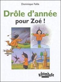 Accentsonline.fr Drôle d'année pour Zoé! - CP série verte Image