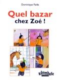 Dominique Falda - Quel bazar chez Zoé !.