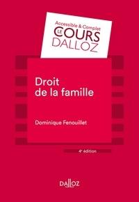 Dominique Fenouillet - Droit de la famille - 4e éd..