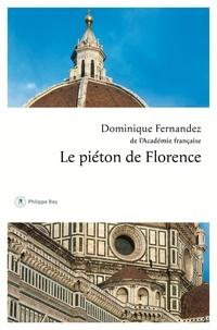 Téléchargement gratuit de livres audio pour ipod nano Le piéton de Florence 9782848767369 CHM