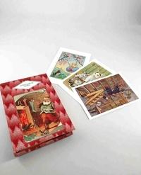 Dominique Foufelle - Le Petit livre de Noël - Avec 10 cartes postales offertes.