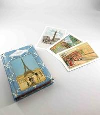 Dominique Foufelle - Le petit livre de Paris - Avec 10 cartes postales.