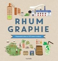 Dominique Foufelle - Rhumgraphie - Comprendre le rhum en 100 dessins et schémas.